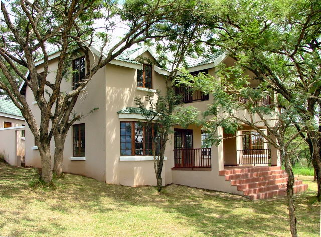Example of double storey house for sale